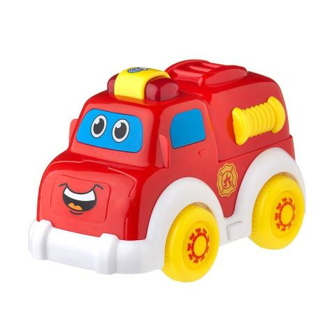 Mumsandbabes - Playgro Sounds and Lights Fire Truck Mainan Anak 112858