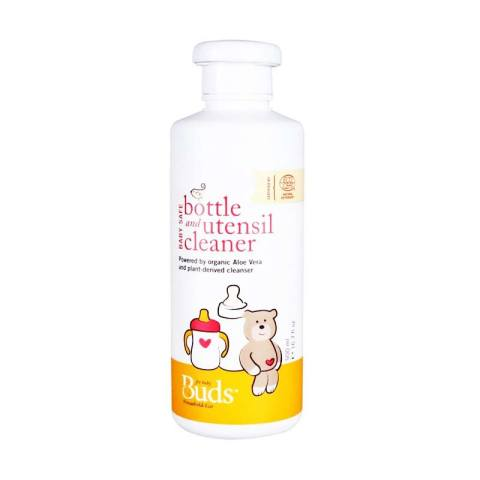 Mumsandbabes -  Buds Baby Safe Bottle and Utensil Cleaner [500 mL]