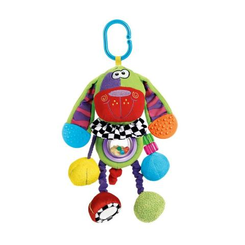 Mumsandbabes - Playgro Activity Doofy Dog Mainan Bayi 105545