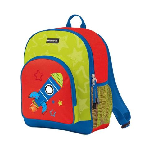 Mumsandbabes - Crocodile Creek Kids Sized Rocket Backpack