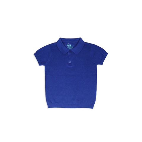 Mumsandbabes - Little Bubba Oliver Knit Shirt - Midnight