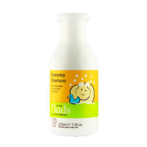 Mumsandbabes - Buds Organics Everyday Shampoo [225 mL]