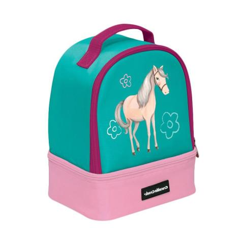Mumsandbabes - Crocodile Creek Lunch Box - Horse