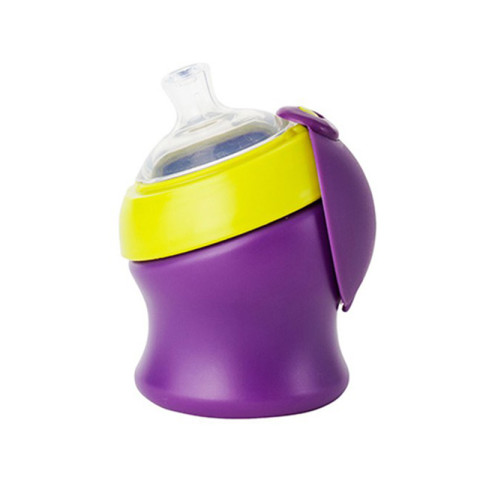 Mumsandbabes -  Boon 228 Swig Short Spout Top Purple - Green