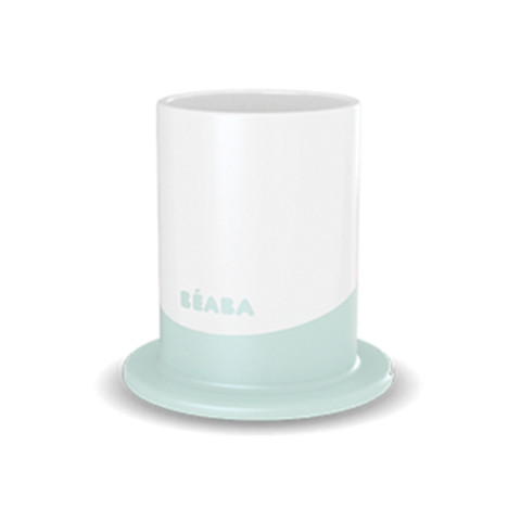 Mumsandbabes -  Beaba 913272 Ellipse Glass - Pastel Blue