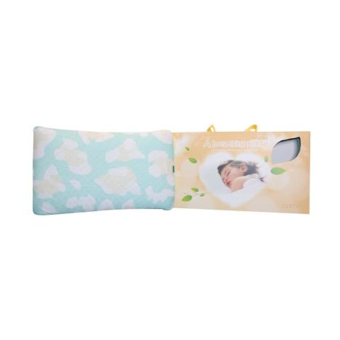 Mumsandbabes - Comfi Bantal Bayi Breathing Pillow Kids Blue