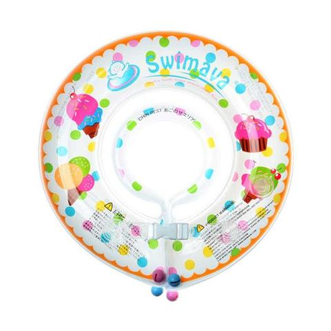 Mumsandbabes - Swimava SWM103 Ice Cream G1 Starter Ring - Mix Color