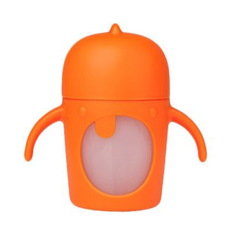 Mumsandbabes - Boon 10041 Modster Sippy Cup - Orange