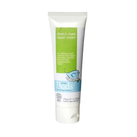 Mumsandbabes - Buds Organics Stretch Mark Repair Cream [75 mL]