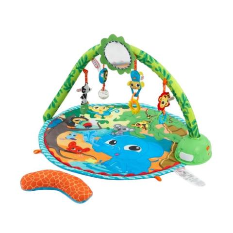 Mumsandbabes - Little Tikes Sway N Play Gym Playmat