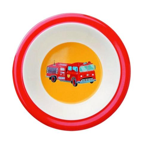 Mumsandbabes - Crocodile Creek Fire Truck Bowl