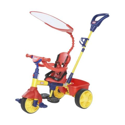 Mumsandbabes - Little Tikes 4in1 Trike Primary Ride-On Toys