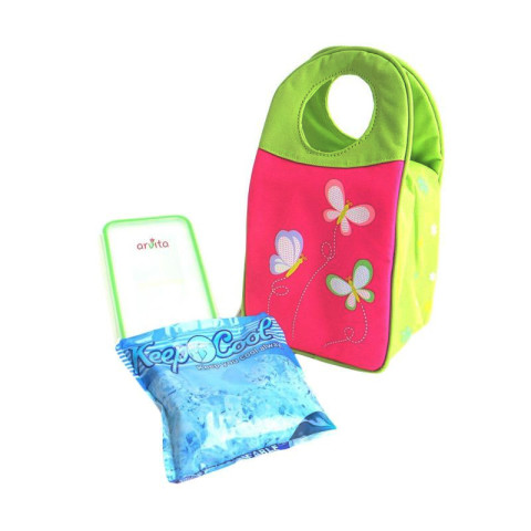Mumsandbabes - Arvita Lunch Bag Kupu-Kupu