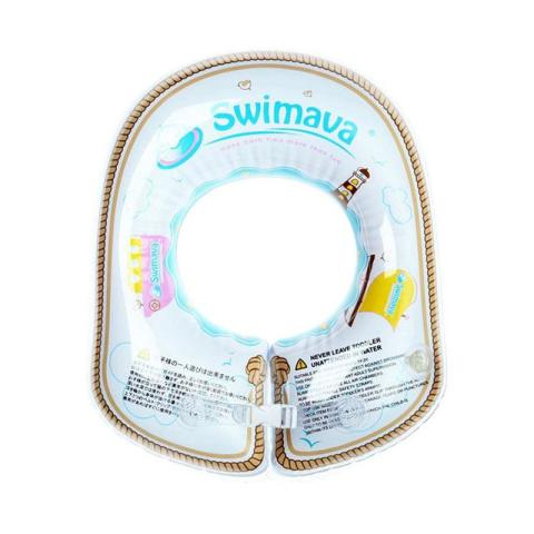 Mumsandbabes - Swimava SWM302 Boat G2 Body Ring - White