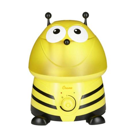 Mumsandbabes - Crane USA Adorables BumbleBee Air Humidifier & Purifier