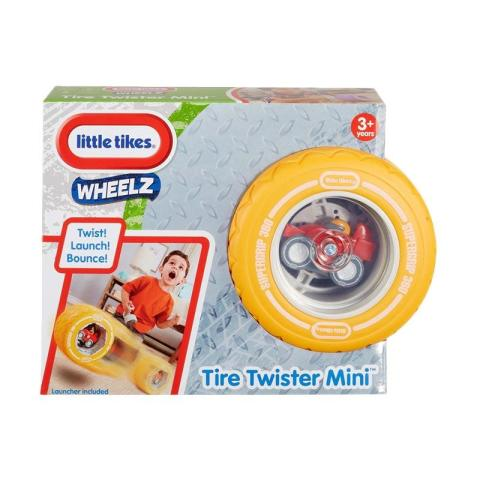 Mumsandbabes - Little Tikes Tire Twister Mini Pickup Truck Mainan Anak