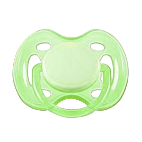 Mumsandbabes -  Philips Avent scf178/14 Soother 6-18M Single Free flow BPA Free - Green Hijau