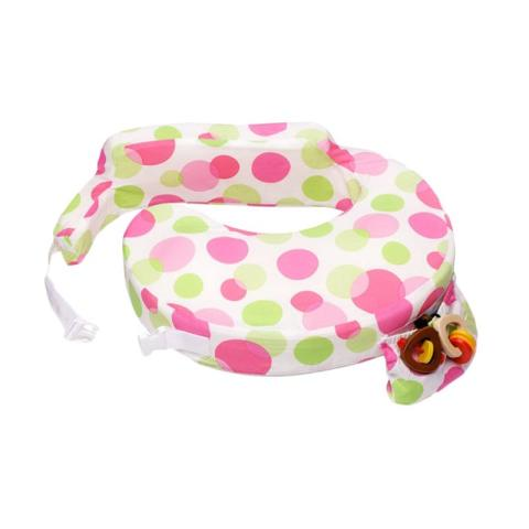 Mumsandbabes - My Breast Friends Cover Vibrant Dots Pillow