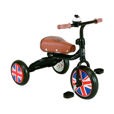 Mumsandbabes - London Taxi Tricycle - Black