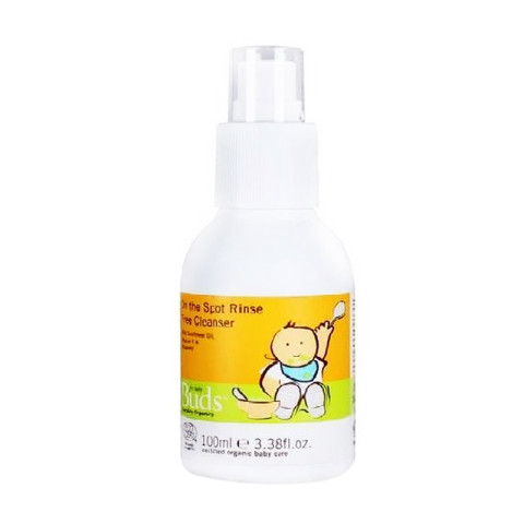 Mumsandbabes - Buds Organics On the Spot Rinse Free Cleanser [100 mL]