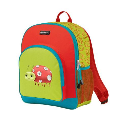Mumsandbabes - Crocodile Creek Kids Sized Lady Bug Backpack