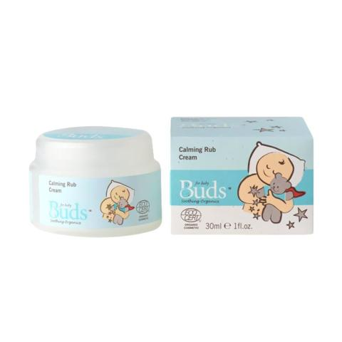 Mumsandbabes -  Buds Calming Rub Cream
