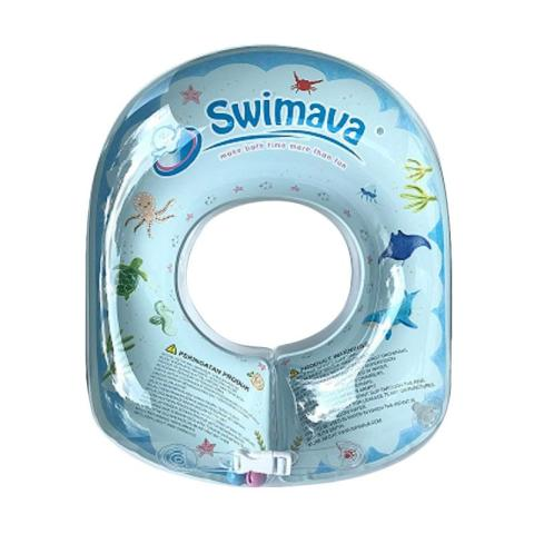 Mumsandbabes - Swimava SWM306 Ocean Life G2 Body Ring - Blue