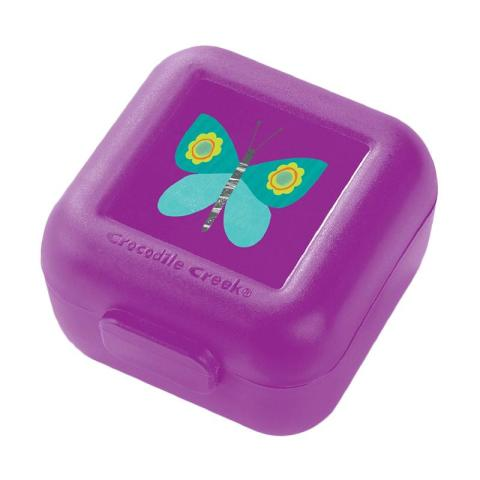 Mumsandbabes - Crocodile Creek Butterfly Snack Keepr Kotak Makan