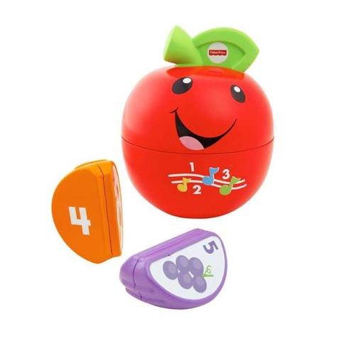 Mumsandbabes - Fisher-Price DRP57 Laugh & Learn - Learning happy Apple