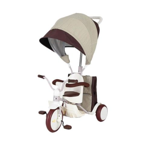Mumsandbabes - IIMO #03 Tricycle - White