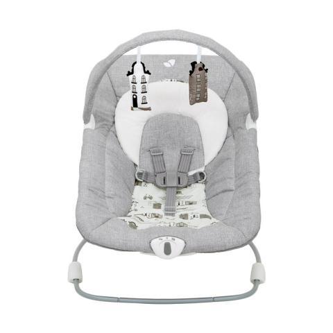 Mumsandbabes - JOIE Soother Wish Petit City Baby Bouncer