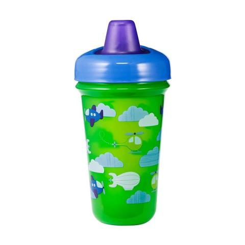 Mumsandbabes - The First Years Stackable 9oz Soft Spout Cups - Hijau