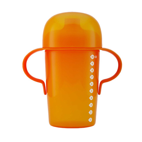 Mumsandbabes - Boon 10117 Sippy Cup Tall - Orange [10 oz]