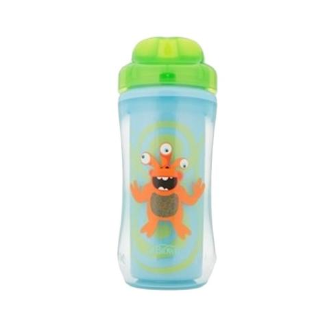Mumsandbabes - Dr. Brown's Spoutless Insulated Cup 300ml - Green Green