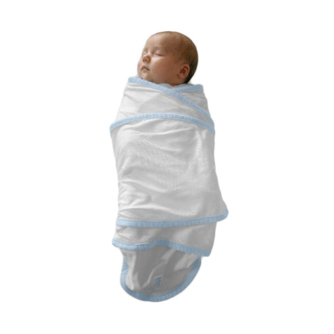 Mumsandbabes - Red Castle Cocoon Couverture Miracle Blanket Selimut Bayi