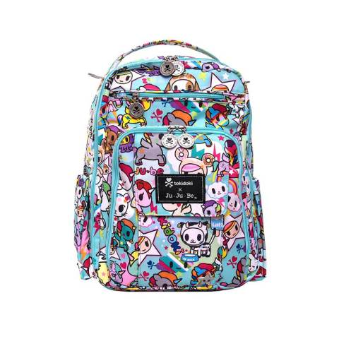 Mumsandbabes - JuJuBe Tokidoki X Be Right Back Unikiki 2.0 Tas Bayi