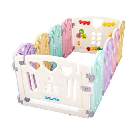 Mumsandbabes - Coby Haus Fence 8 + 2 Butterfly NEW