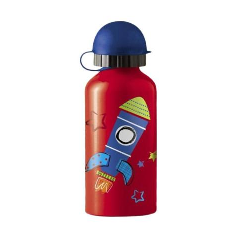 Mumsandbabes - Crocodile Creek Stainless Steel Bottle Rocket
