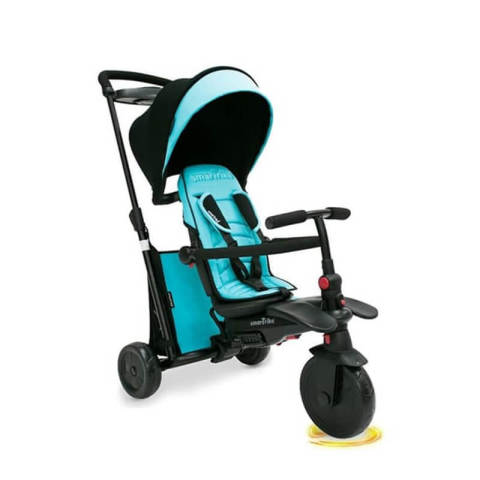 Mumsandbabes - SmarTrike Folding 500 Series - Blue