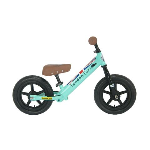 Mumsandbabes - London Taxi Kickbike Sepeda - Light Green