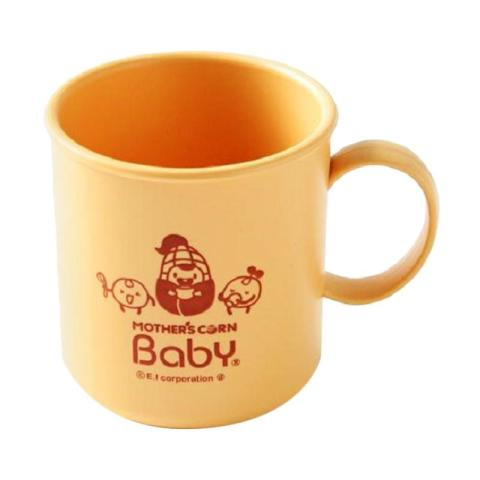 Mumsandbabes - Mother's Corn Baby Self Training Mug Cup Peralatan Makan