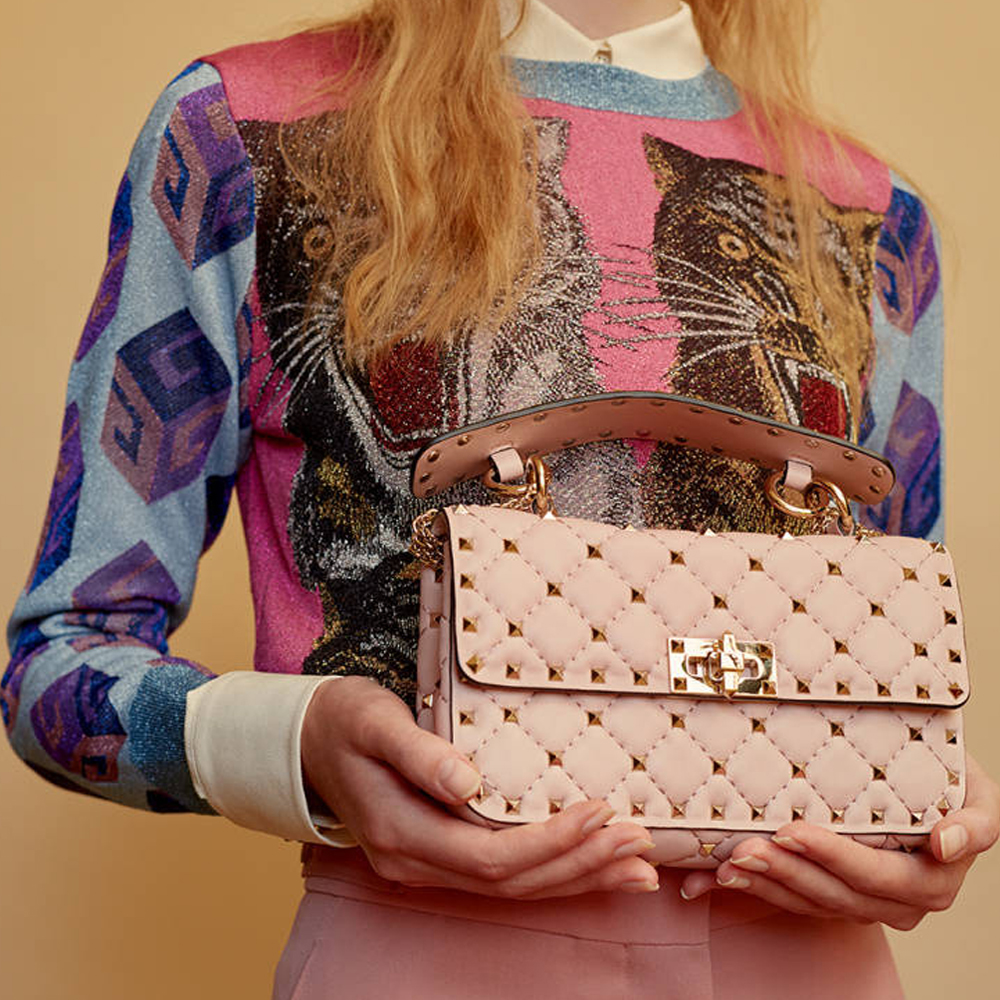 Valentino-spike-bag-blush