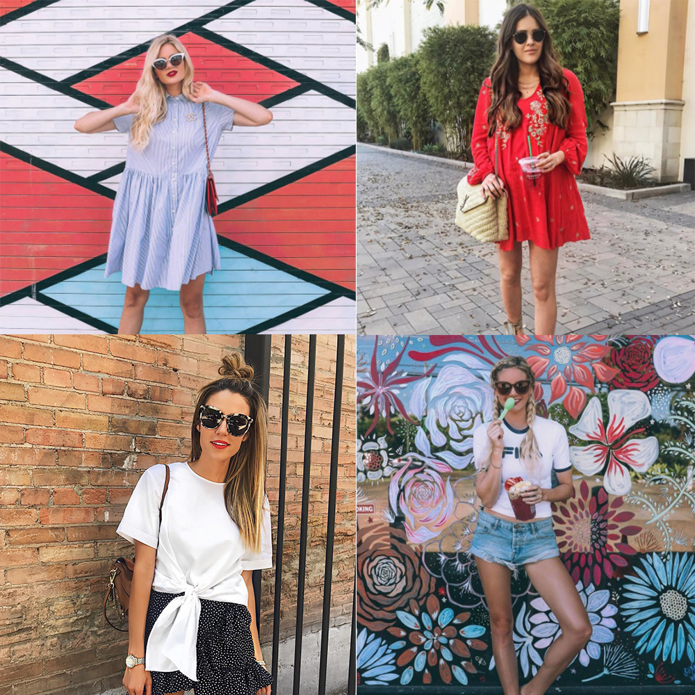 Weekend Wear: Memorial Day Outfits