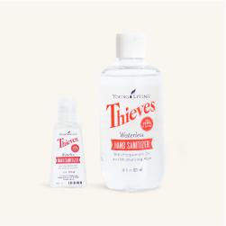 Thieves® Waterless Hand Sanitizer