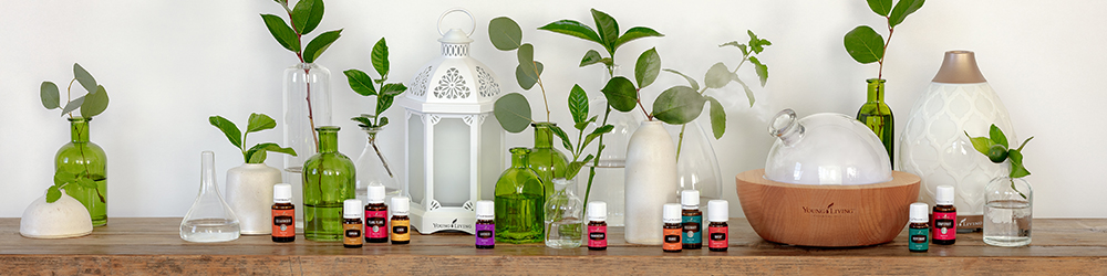 Essential oil diffusers and accessories
