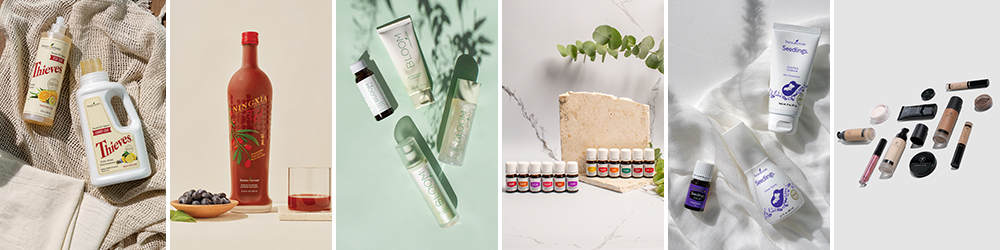 Young Living Brands