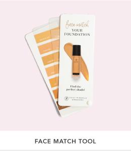 Liquid Foundation Face Match Tool