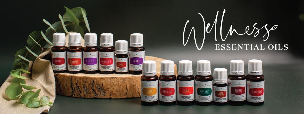 Wellness Essential Oils
