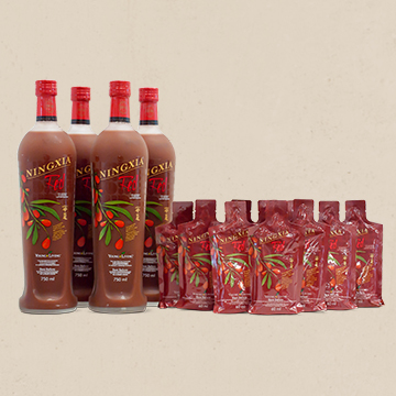 NingXia Red ER Bundle