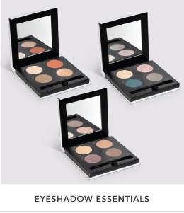 Eyeshadow Essentials Palettes